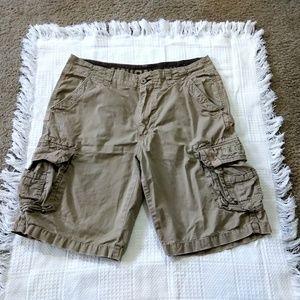 3429c25e92288 UnionBay Palm Vintage Cargo Shorts Size 34